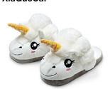 Ippers winter warm plush shoes indoor home slippers for unisex eenhoorn pantoffels thumb155 crop