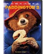 PADDINGTON 2 DVD 2018 Brand New Sealed - $5.50