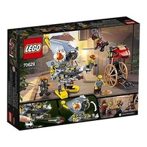 Ninjago Movie Lego Building Toy For Kids Christmas Gift Box 217 PC Set A... - $28.31