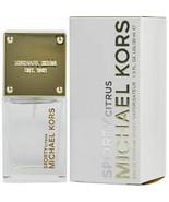Michael Kors Sporty Citrus Eau De Parfum Spray 1 Oz For Women - $46.62