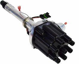Pro Billet Series R2R Distributor GMC Chevy SBC BBC V8 327 350 396 454 Black image 3