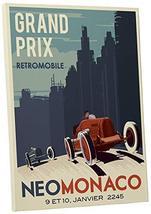 "Pingo World 0209QF2QAW4 ""Steve Thomas Neo Monaco Grand Prix Retro mobile... - $48.46"