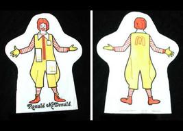 McDonald's Ronald McDonald Hand Puppet Unused - $12.99