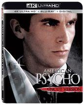American Psycho [4K Ultra HD + Blu-ray + Digital]