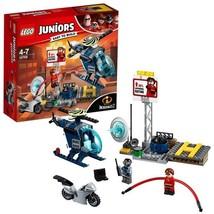 LEGO 10759 Juniors The Incredibles 2 Elastigirl's Rooftop Pursuit - $59.99