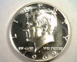 1969-S Kennedy Half Dollar Gem Proof Cameo Gem Pr Cam Nice Original Coin - $15.00