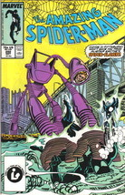 the Amazing Spider-Man Comic Book #292 Marvel Comics 1987 NEAR MINT NEW ... - $8.79