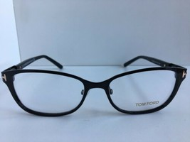 New Tom Ford TF 5282 TF5282 005 Black 52mm Rx Women's Eyeglasses Frame - $90.34