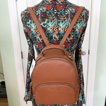 NWT Kate Spade Jackson Medium Backpack - Brown  WKRU5946 Warm Ginger Bre... - $150.00
