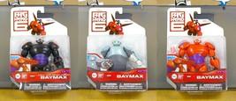 Disney Big Hero 6, Set of 3 action figures, BAYMAX - FREE SHIPPING - $49.99