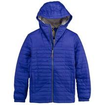 Timberland Men's Skye Peak Hooded Blue Jacket Style #5502J - $69.99