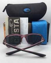 Polarized COSTA Sunglasses KARE KAR 116 Green Tortoise Frame w/ 580P Copper Lens