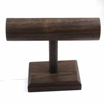 Wooden T-BAR Bracelet Display Retail Jewelry Show Stand Watch Holder - $18.29