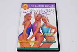3, 2, 1... Get Your Body Back - The Dahm Triplets Exercise Workout (DVD) - $12.86