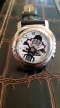 "Tmex Tasmanian Devil ""TAZ"" on motorcycle Quartz watch - $79.95"