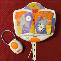 Fisher Price Discover 'n Grow Storybook Projection Soother with Remote, ... - $74.25