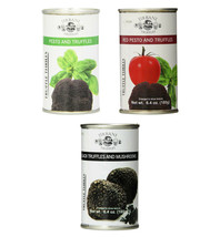 Urbani Black Truffles Variety Pack - 3 Different Flavors - $40.58