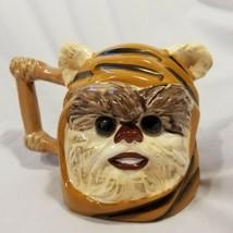 Star Wars Vandor Lucasfilm LTD. Ceramic Ewok Mug Wicket - $22.49