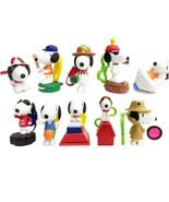Peanuts Snoopy As The Masked Marvel New 2018 McDonald's Happy Meal Toy #... - $9.46