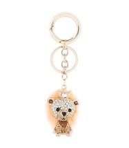 Lulu Lion Pom Pom Key Chain - $10.40