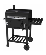 Dyna-Glo DGD381BNC-D Compact Charcoal Grill Black 545 brand new in box - $70.56