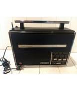 1975 LONGINES SYMPHONETTE Vintage Multi-band Deluxe AM FM Radio Model MB-3030 - $69.50