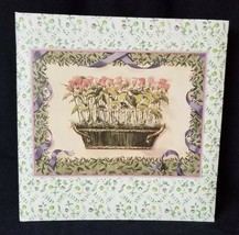 Markings Topiary with Pears (F Bonnell) Photo Album Scrapbook Slip-In Pages - $21.99