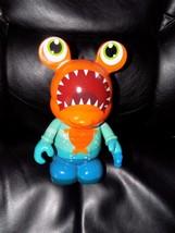 "Disney Vinylmation Urban 8 9"" Goldfish Monster EUC - $44.88"