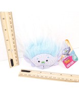 "DREAMWORKS TROLLS GUY DIAMOND 2.5"" PLUSH TOY HEAD FIGURE MINI BEAN BAG N... - $4.88"