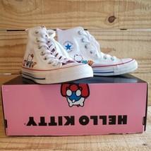Converse Hello Kitty Chuck Taylor All Star High 162944c White Pink Women... - $108.75