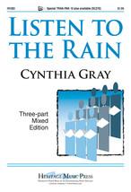 Listen to the Rain - $1.95