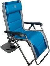 Timber Ridge Zero Gravity Lounger | Blue | No Tax Most States - $118.67