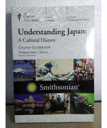 Understanding Japan: A Cultural History Course Guidebook and 4 DVD BRAND... - $54.72