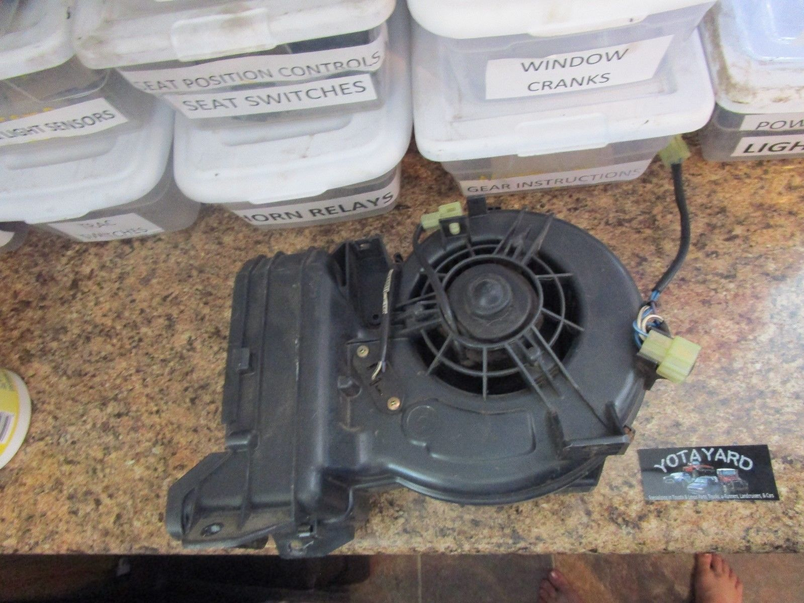A//C AC Evaporator Core fits Toyota Sienna 2001-2003