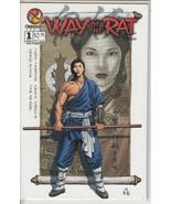 Way of the Rat #1 - June 2002 - Crossgen Comics - Chuck Dixon, Tom Rydek. - $1.27