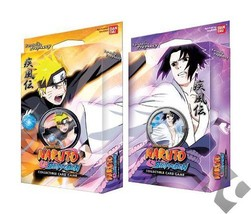 Naruto Shippuden CCG Card Game Foretold Prophecy Starter Deck Set of 2 [... - $20.44