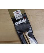 addi Straight Bamboo 14in. (35cm) Knitting Needles #US 10 (7 mm) - $14.69
