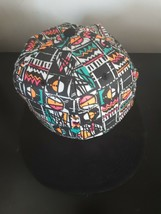 Rare Nike True Air Force One 1 Hat Cap Streetwear Hip Hop One Size Fits ... - $69.25