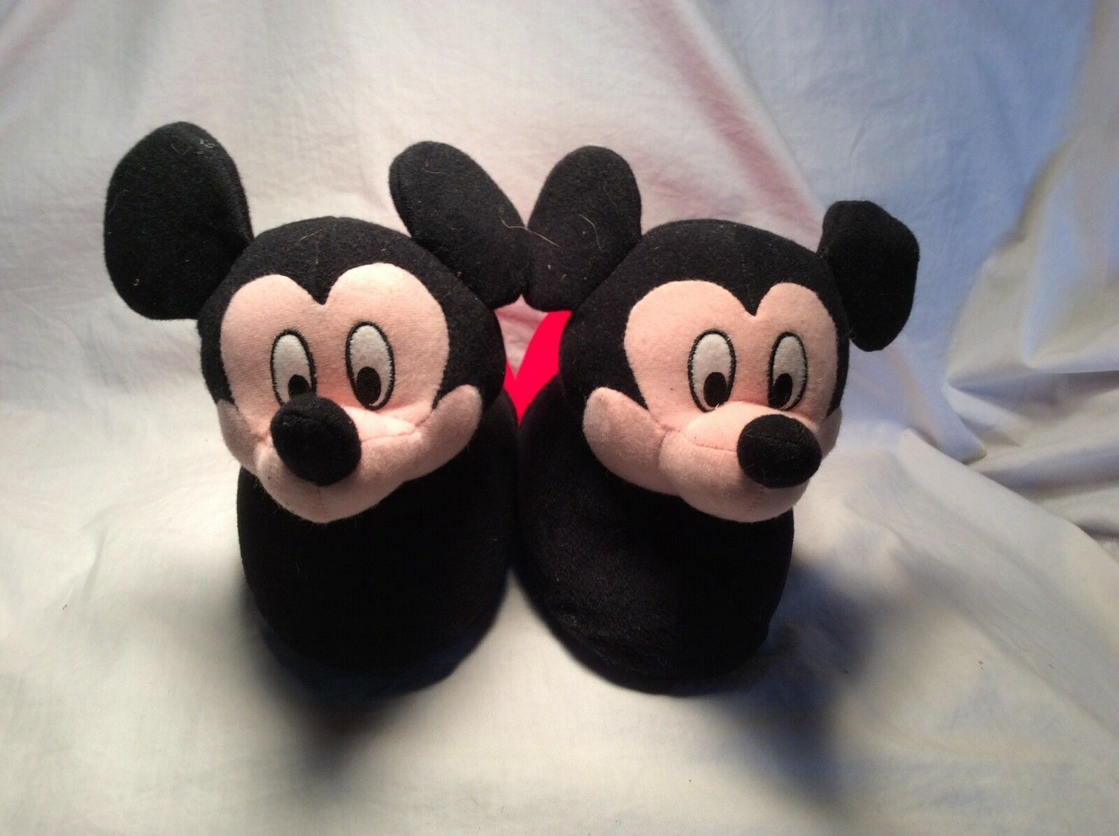 Disney Mickey Mouse Slippers Size 7/8