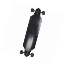 "Quest Zero Dark 40"" Downhill Style Skateboard - $72.45"