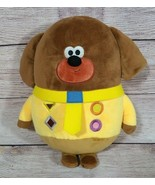 "Hey Duggee Plush Toy Stuffed Animal Dog With Sound 13"" Nick Jr BBC 2014 - $17.45"
