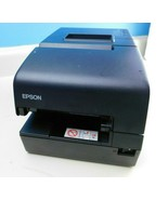 EPSON POS THERMAL RECEIPT PRINTER M253A W/ POWER PLUS   #A3 - $34.64