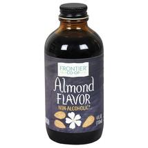 Frontier Herb Almond Flavor (1x4 Oz) - $23.55
