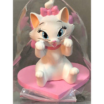 Disney Fashionable Cat Marie Figure Earrings Holder Jewelry Stand pottery - $55.44