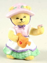 Bronson Bears of Distinction figurine Springtime Tammy Katharine Stevens... - $6.95