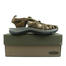 Keen Whisper Sandal Women's Size 10 Brown Outdoor Comfort Footwear 10037... - $64.30