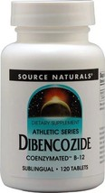 Source Naturals Athletic Series Dibencozide Coenzymated 120 Sublingual Tablets - $51.00
