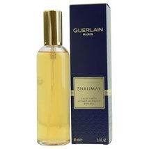 Shalimar By Guerlain Edt Spray Refill 3.1 Oz Women - $43.77
