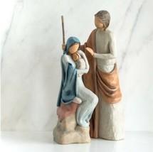 The Christmas Story Willow Tree Nativity Figurine By Susan Lordi New Demdaco - $249.89