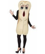 Sausage Brenda Bun Adult Costume Tunic Food Halloween Party Unique Cheap... - $936,99 MXN